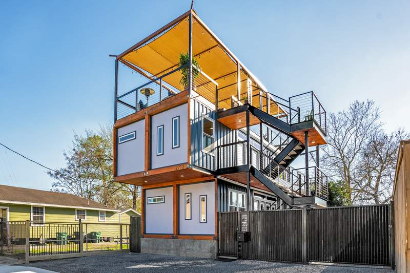 Downtown Container Home in East Downtown