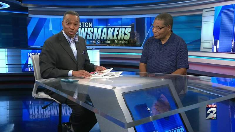 Houston Newsmakers: Ties that bind. A catfish, a local author and Freedmen's Town