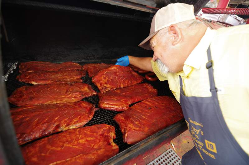 Rodeo Adds New Open Contest to 2022 World's Championship Bar-B-Que Contest