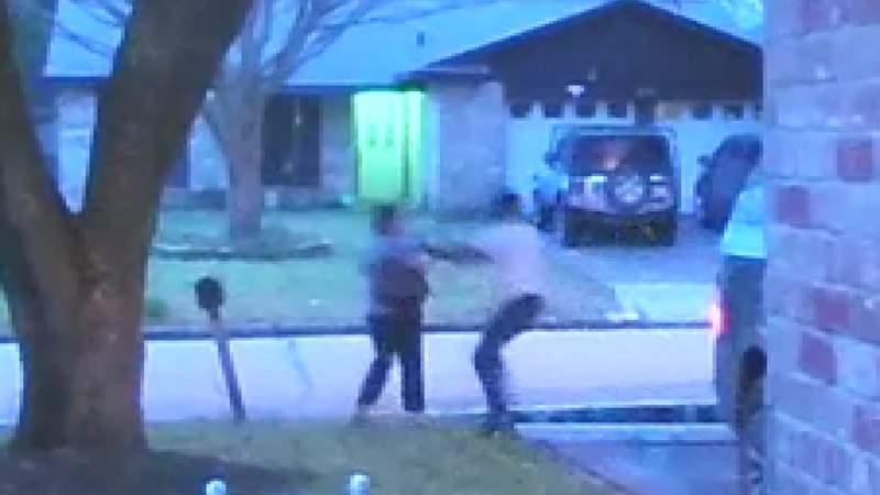 Woman checking the mail robbed at gunpoint