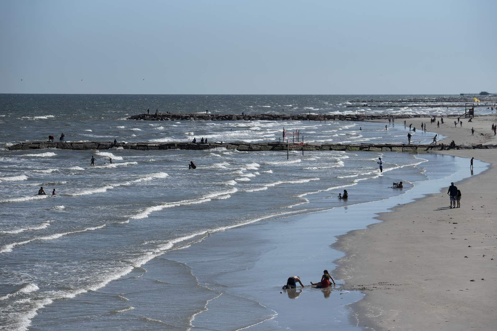 2020 Halloween Parties Galveston Texas Galveston officials are cracking down on those who litter at the beach