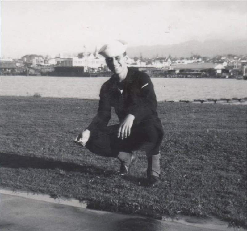 A family is in search of their grandfather's missing Coast Guard jacket, which they believe was accidentally donated to Goodwill.