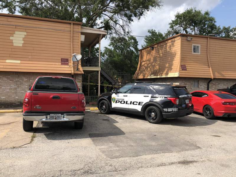 Houston police are investigating a homicide Thursday in northwest Houston.