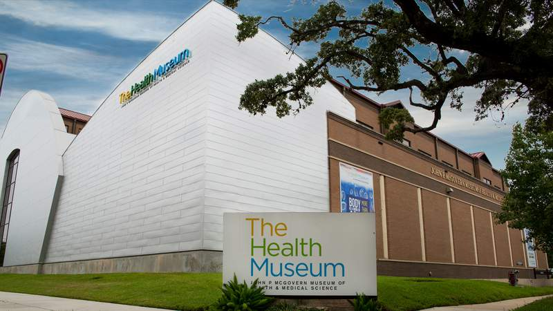 The John P. McGovern Museum of Health and Medical Science launches a new initiative, Museum for All, which allows low-income families to receive reduced tickets.