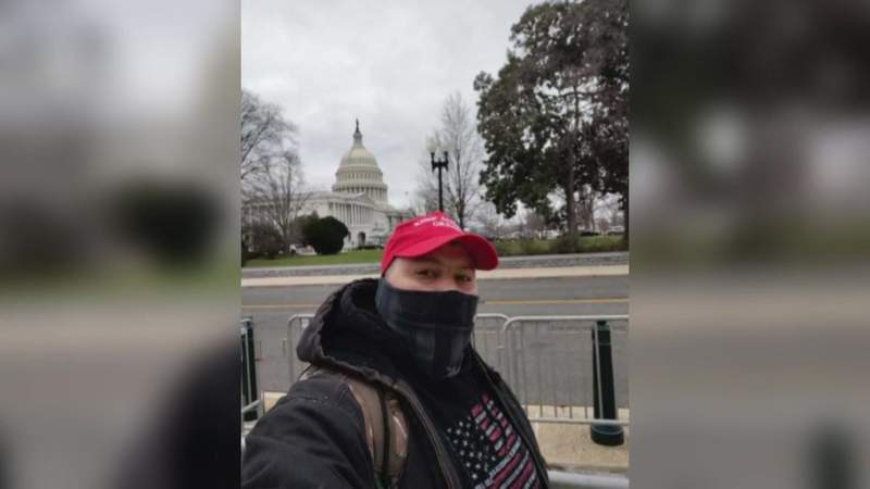 Man arrested in Spring facing federal charges in Capitol riots, court documents say