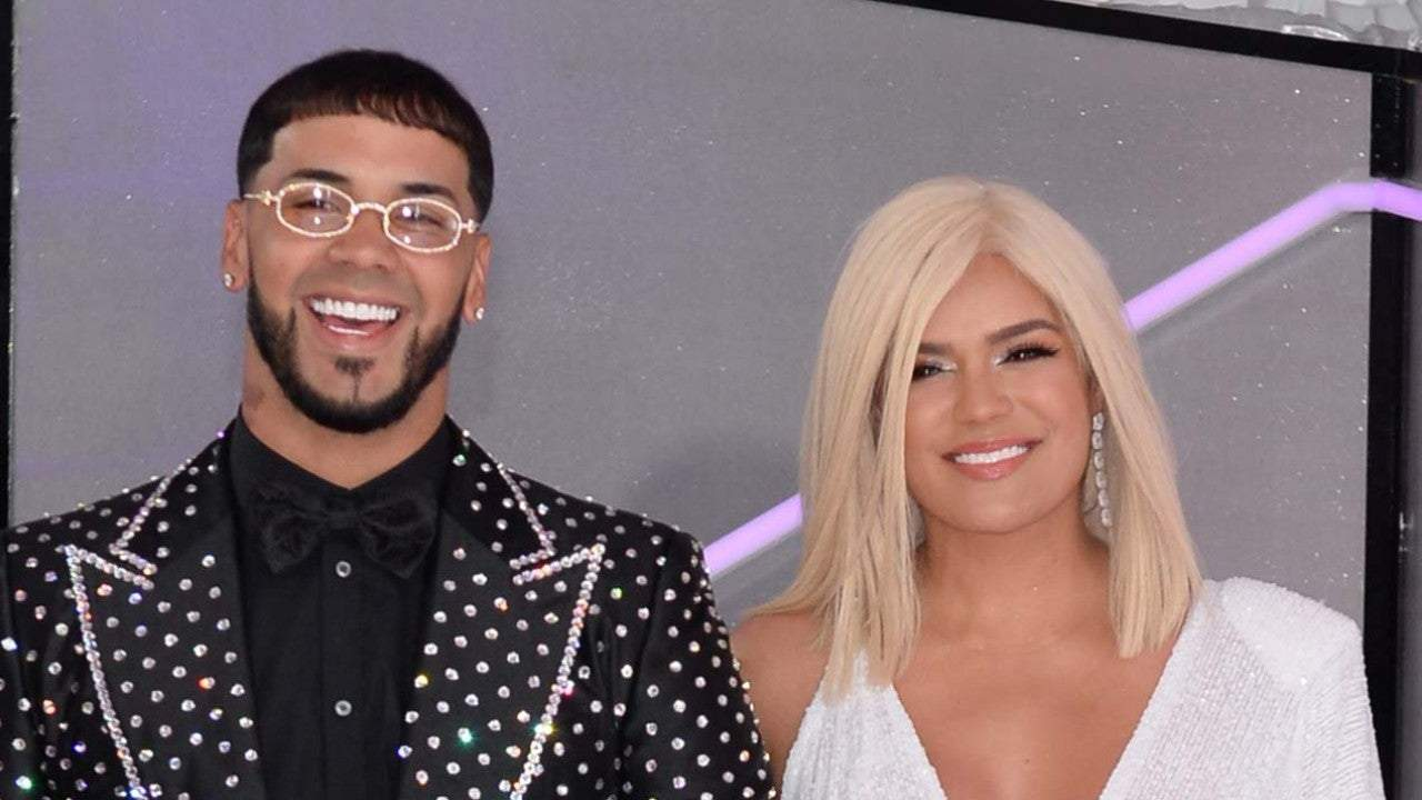 Karol G and Anuel AA Film Music Video ...