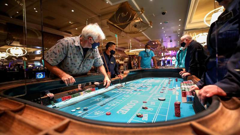Bipartisan bill on casino gaming in Texas set to go before voters in November