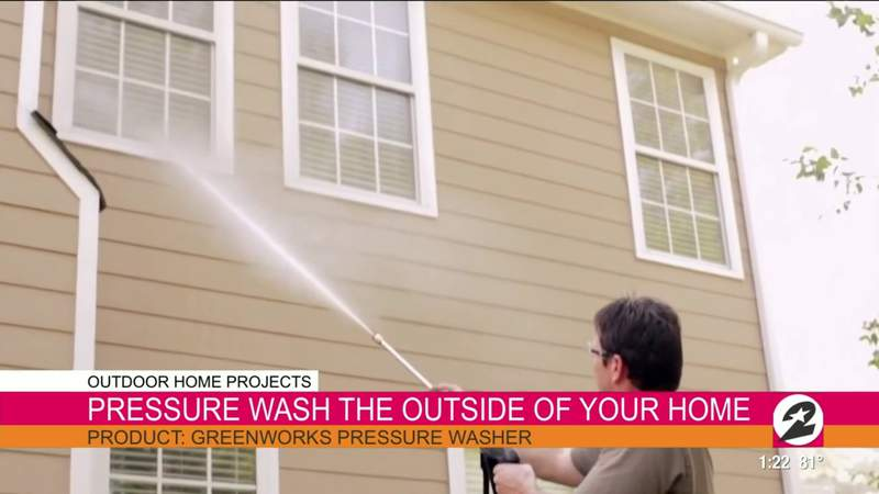 4 DIY projects to improve your outdoor space | HOUSTON LIFE | KPRC 2