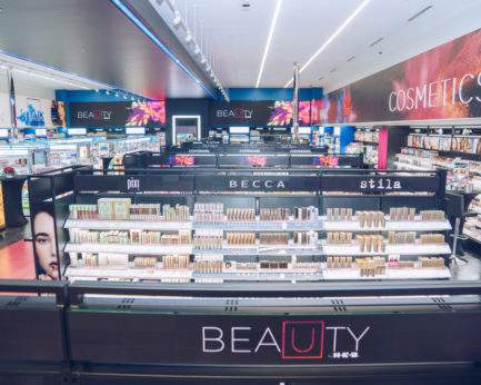 Beauty by H-E-B located at Highway 281 and Evans Road