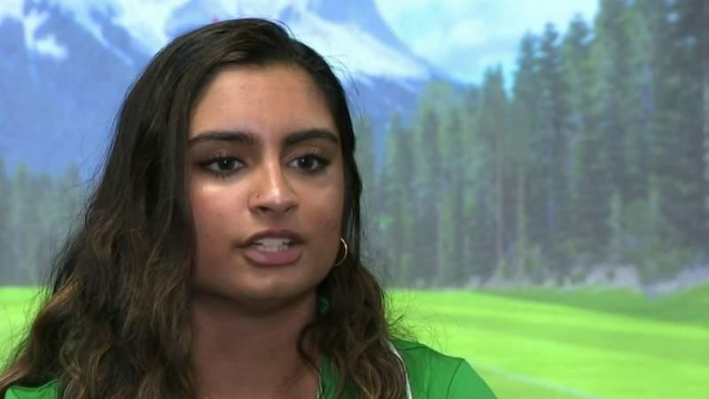 Local golfer shines at U.S. Women's Open