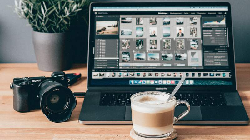 Master the foundations of Adobe Photoshop and more