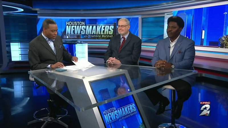 Houston Newsmakers: Learning the history of Juneteenth