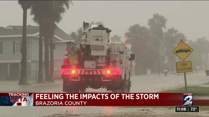 First responders prepare in Brazoria County ahead of Beta
