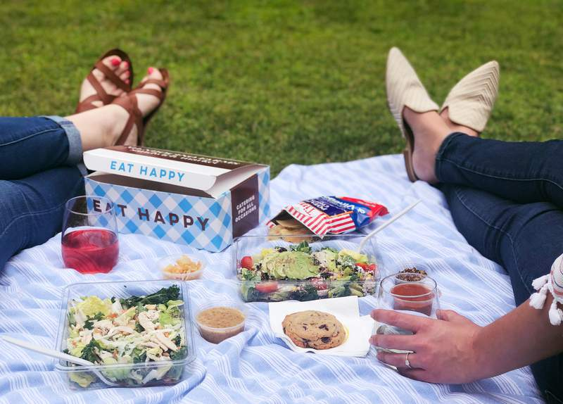 Houston-Area Restaurants unite with Public Content to collaborate on a unique stay-at-home version of National Picnic Day 2020