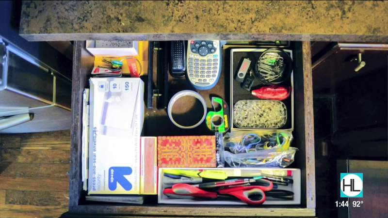 3 tips to help you get organized while working from home | HOUSTON LIFE | KPRC 2