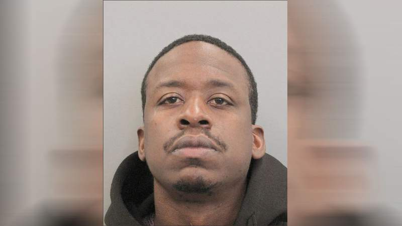 35-year-old Thaddeus Lewis has been charged with aggravated assault against a peace officer.