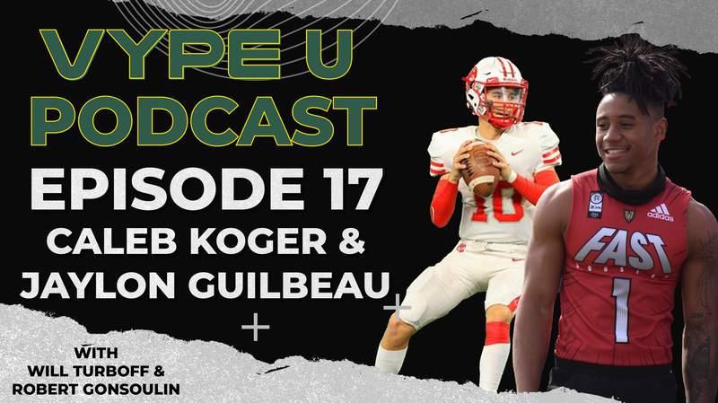 VYPE U Podcast: Episode 17