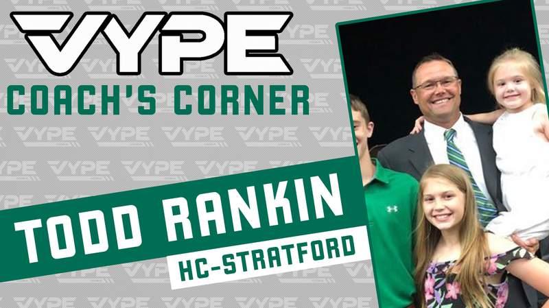 VYPE SPRING BRANCH Coach's Corner: Stratford Football- Todd Rankin