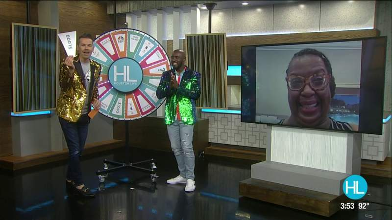 HL Prize Wheel: See what Gwendolyn from the Galleria area just won   HOUSTON LIFE   KPRC 2
