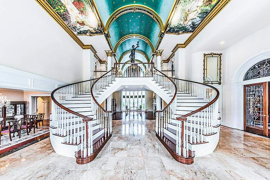 Look Inside This 3 4m Mansion In The