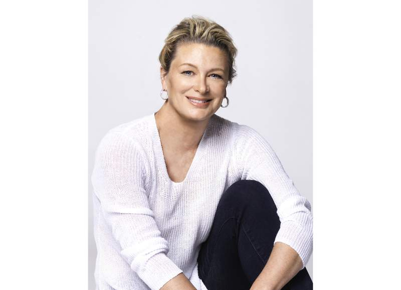 This image released by St. Martin's Press shows author Kristin Hannah.Hannahs new novel will be timelier than she had wanted it to be. The Four Winds is set during the Great Depression and focuses on the drought that devastated the Great Plains. St. Martins Press announced Tuesday that it's coming out next February.  (Kevin Lynch/St. Martin's Press via AP)