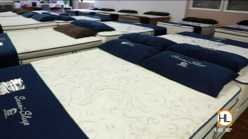 Shop local: Get a mattress made in Houston | HOUSTON LIFE | KPRC 2