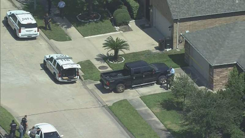 Harris County deputies investigating after man hospitalized in assault at Katy home on Oct. 2, 2020.