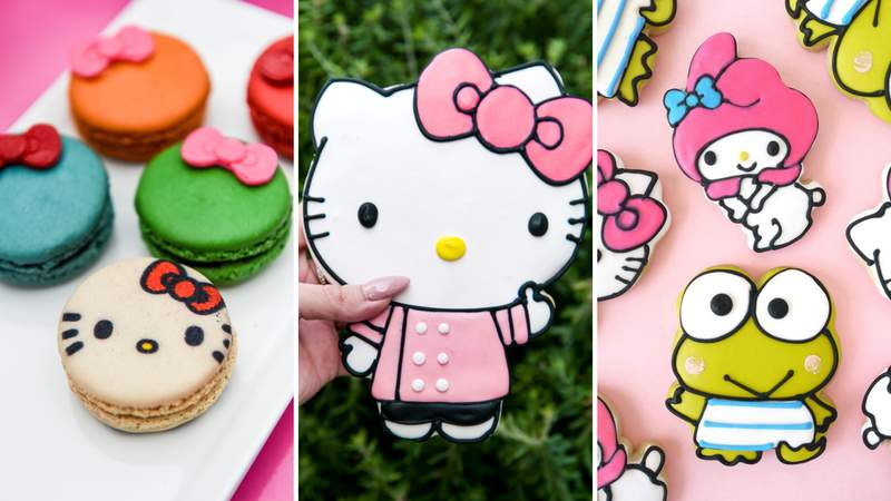 Hello Kitty Cafe truck rolls into The Woodlands Saturday