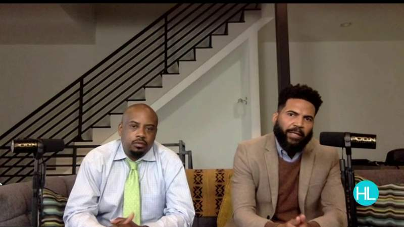 These Houston podcasters are sharing black history to a new generation  | HOUSTON LIFE | KPRC 2