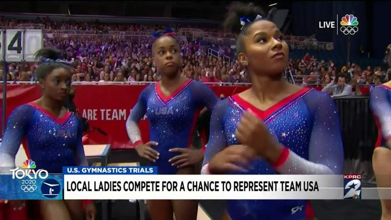 Local ladies compete for chance to represent Team USA