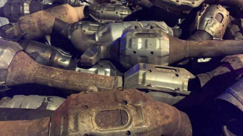 KPRC 2 Investigates: Police say thieves targeting catalytic converters at higher rate than ever before