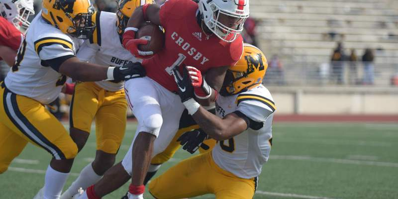 State Semifinals: Crosby, Katy, North Shore vying to punch ticket to AT&T Stadium