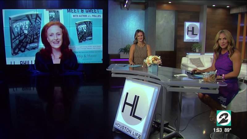 Houston author Jana Phillips shares tips on how to write a book | HOUSTON LIFE | KPRC 2