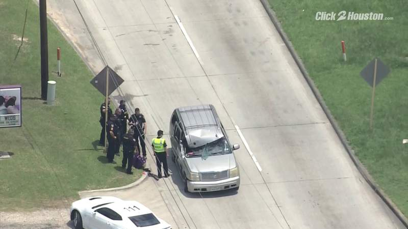 One person dead following hit-and-run accident in northeast Houston