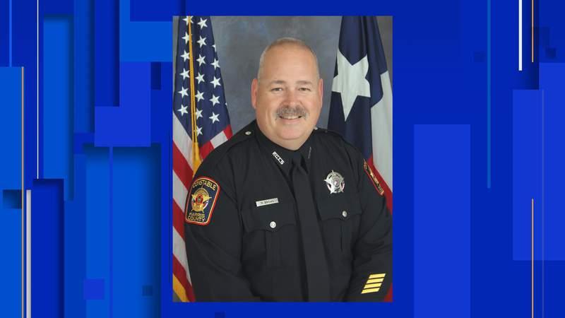 Pictured is Precinct 5 Deputy Mark Brown.
