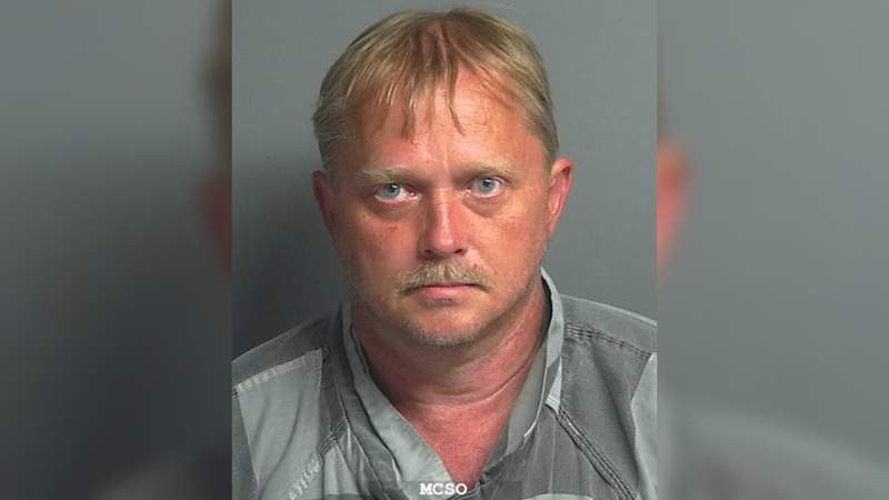 George Glynn Banta, 48, was arrested and charged in connection with the ongoing sexual and physical abuse of multiple minors, authorities said.