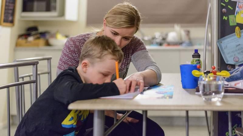 Tips for homeschooling kids