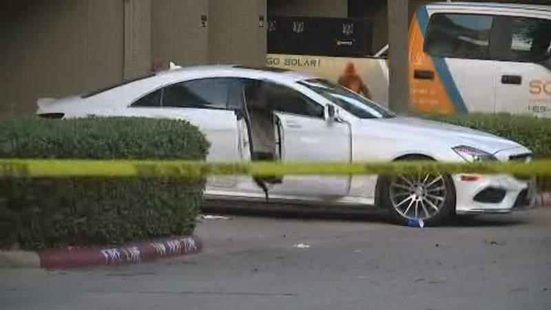 12-year-old shot, adult killed in southwest Houston