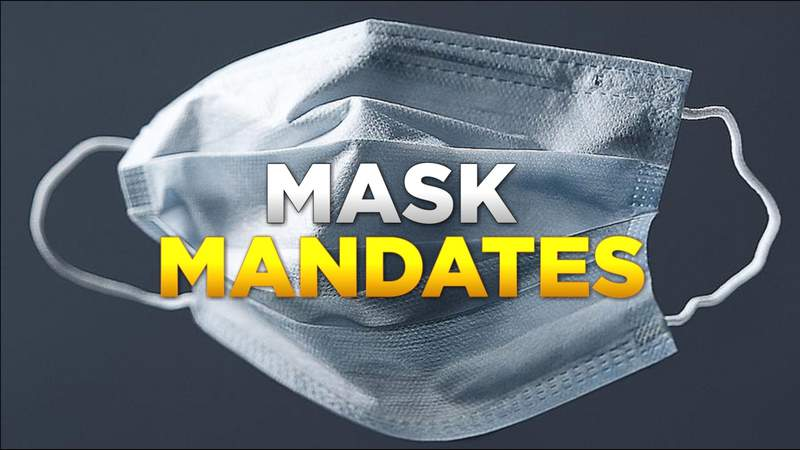 Walmart, Publix among companies changing their mask policies