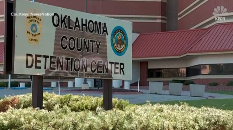 The Oklahoma County Detention Center