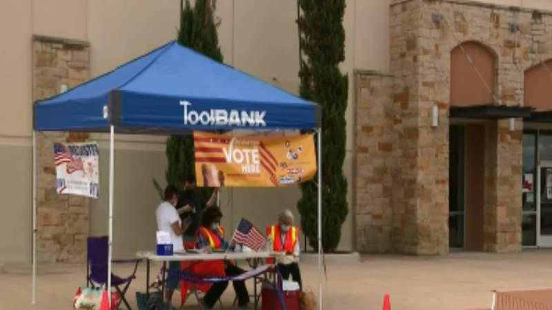 Texas deadline to register to vote is October 5
