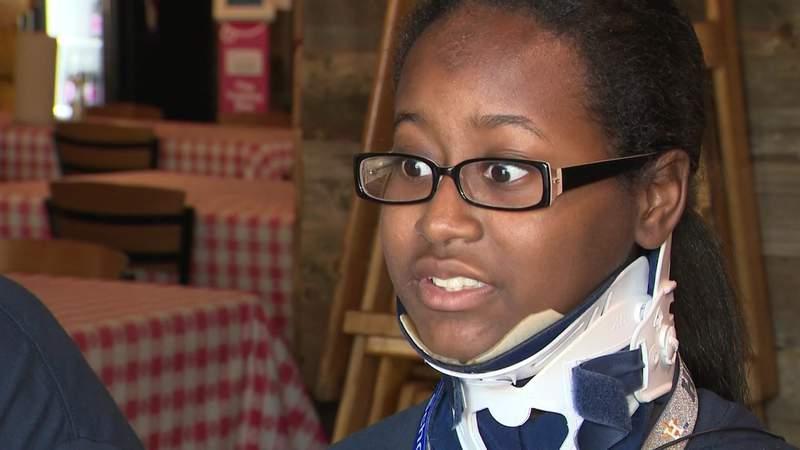 GF Default - Fundraiser for 13-Year-Old Hit & Run Survivor