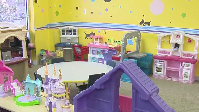 Local day-care center prepares for possible influx of children amid school closures