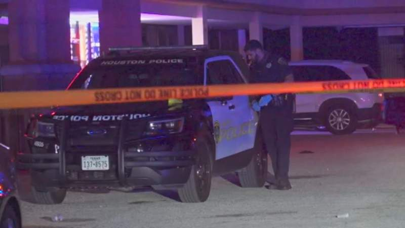 An investigation is underway after a person was killed and another was injured in a shooting Saturday morning at a southwest Houston club, according to the Houston Police Department.