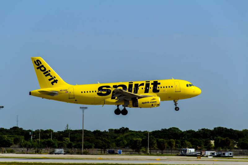 Spirit Airlines is resuming nonstop routes between Houston (IAH) and San Salvador in El Salvador (SAL) after a temporary halt in service.