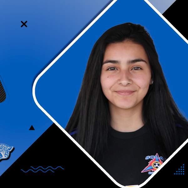 Girls Soccer Goal Scorer of the Year: Samantha Rodriguez