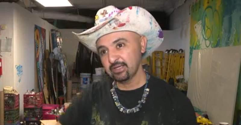 Houston artist GONZO247