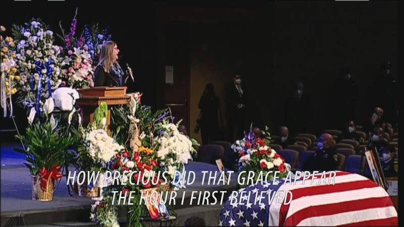Remembering Fallen HPD Officer Jason Knox