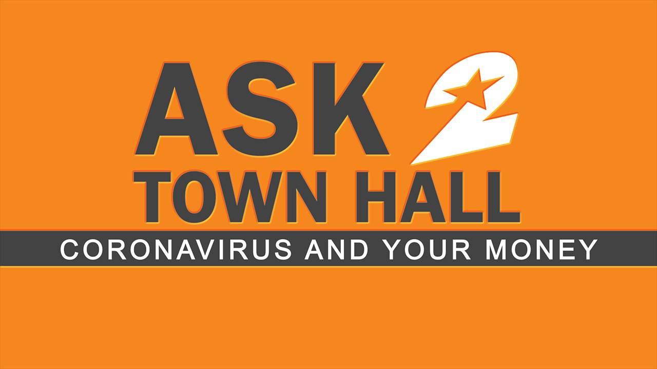 Únase a nosotros el miércoles para conversar con expertos locales sobre el coronavirus y su dinero. 6
