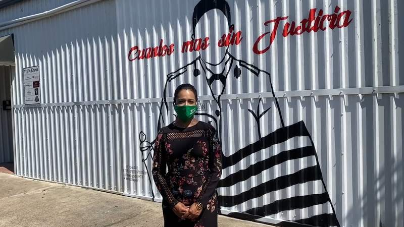 Voices of Houston: Conchita Reyes